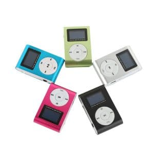 MP3-MP4 PLAYERS
